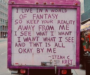 quotes, fantasy, and pink image