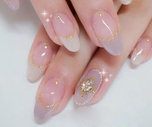 aesthetic and nails image