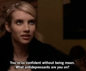 emma roberts, funny, and quotes image