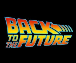 Back to the Future, black, and wallpaper image