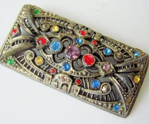 vintage fashion, antique jewelry, and vintage jewelry image