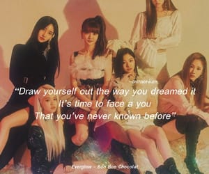 kpop, aisha, and Lyrics image