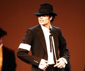 dancer, dangerous, and michael jackson image