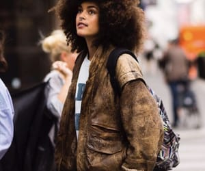 Afro, beauty, and big hair image