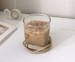 coffee, soft, and beige image