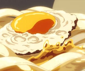 anime, breakfast, and your name image
