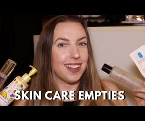 beauty, youtube, and empties image