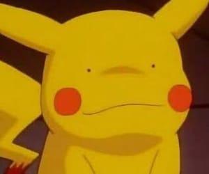 aesthetic, pikachu, and pokemon image