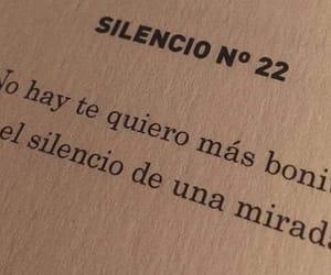 amor, frases, and silencio image