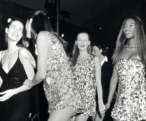 1993, fashion week, and supermodels image