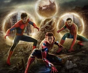 heroes, spiderman, and peterparker image