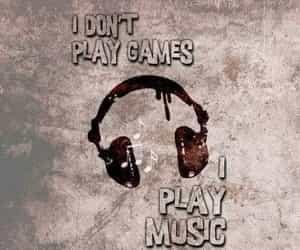 play music, advice, and music image