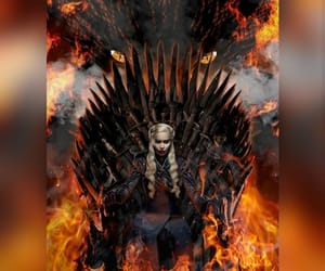got, game of thrones, and daenerys image