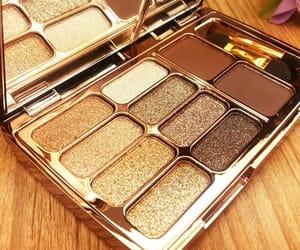cosmetics, make up, and eye shadow image