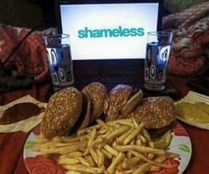 netflix, food, and burger image