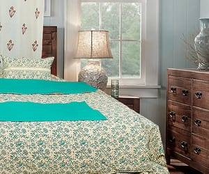 article, curtains online, and bed sheet image