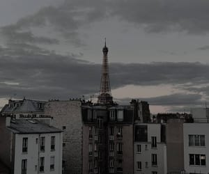 aesthetic, paris, and city image