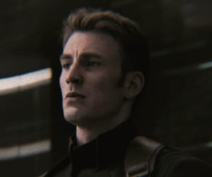 Avengers, chris evans, and icons image