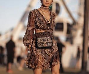 california, coachella, and fashion image