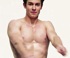 Calvin Klein, gif, and shawn mendes image