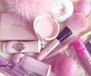 Brushes, girly, and cosmetics image