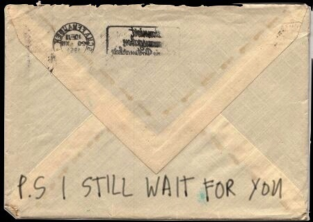 love, Letter, and wait image