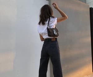 accessories, bag, and girl image