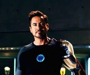 iron man, tony stark, and robert downey jr image