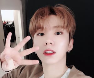 kpop, selca, and kihyun image