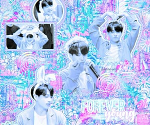 army, pink, and jungkook image
