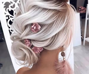 design, fashion, and hairstyle image
