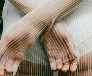 clothes, fashion, and organza image