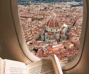 travel, italy, and florence image