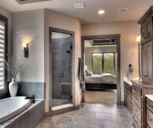 home, house, and bathroom image
