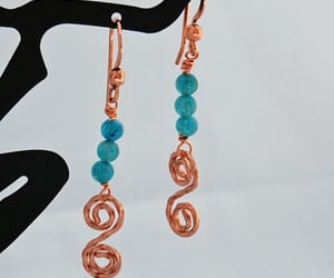 etsy, copper jewelry, and rivendell rock image
