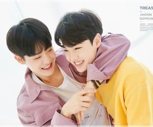 jihoon, doyoung, and treasure13 image