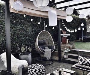 backyard and patio image