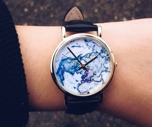 blue, world, and fancy image