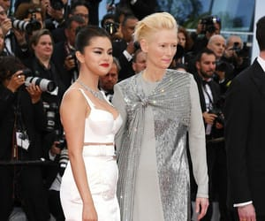 beauty, cannes, and celebrities image