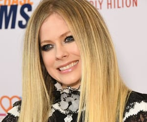 Avril Lavigne, beauty, and makeup image