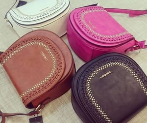 bags, colors, and fashion image
