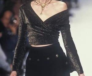 fashion, 90s, and black image