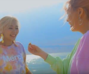 jiyoon, bolbbalgan, and jiyoung image