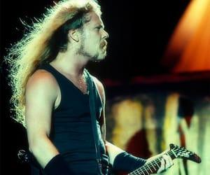 heavy metal, James Hetfield, and metal image