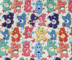 aesthetic, baby, and care bears image