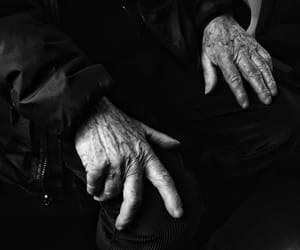 b&w, body, and hands image