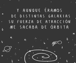 frases, galaxy, and planets image