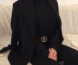 fashion, black, and gucci image