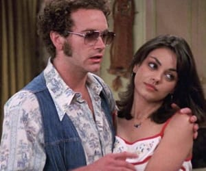 that 70s show, steven hyde, and jackie burkhart image