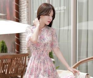 asian fashion, blouse, and dress image